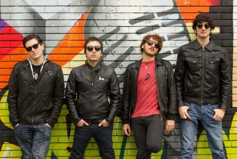 La band new beat salernitana I Valium